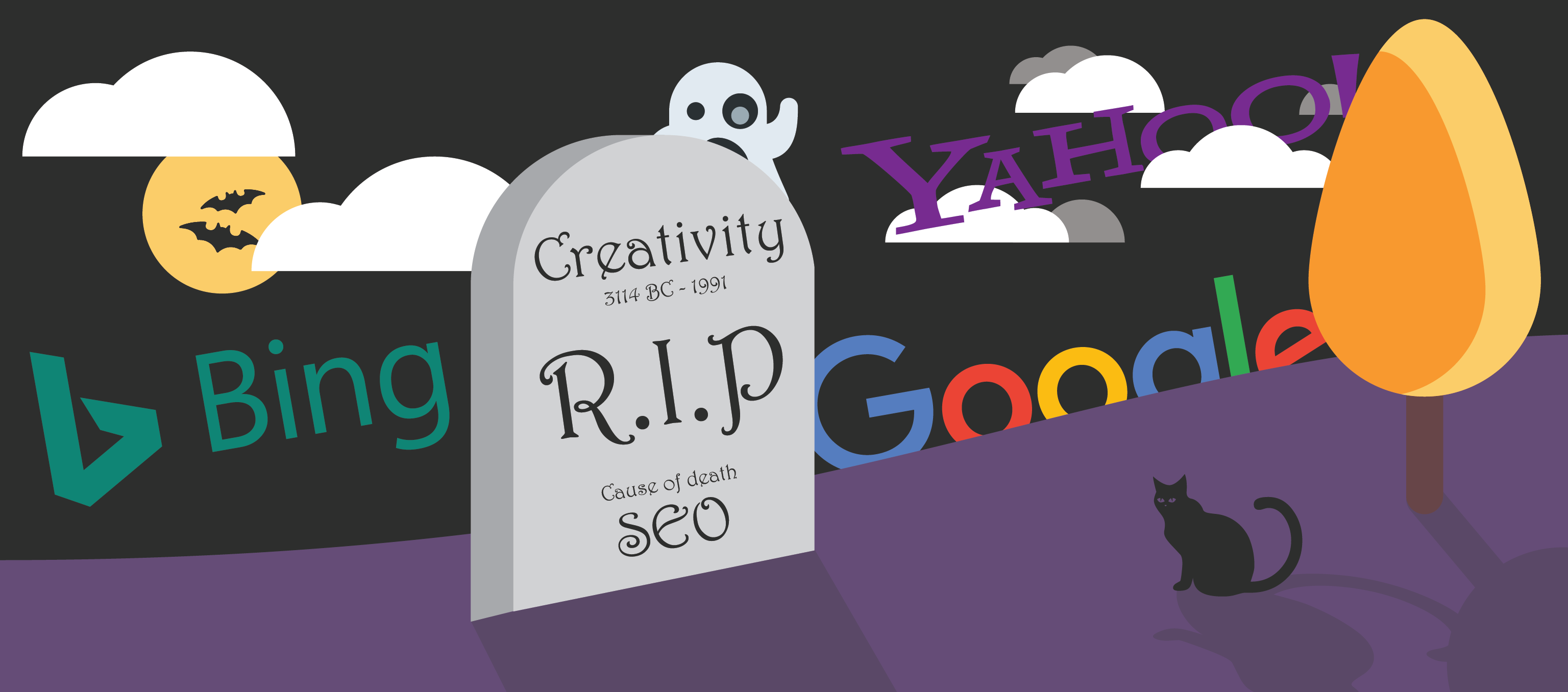 SEO killing creativity